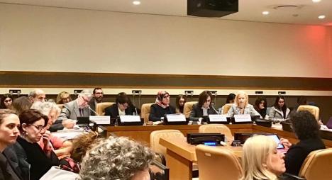 الحقاوي: التجربة المغربية وفرت بيئة قانونية وحقوقية مهمة للحماية الاجتماعية