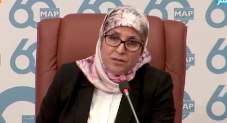 الحقاوي: نعتمد مقاربة شمولية لمحاربة العنف ضد النساء