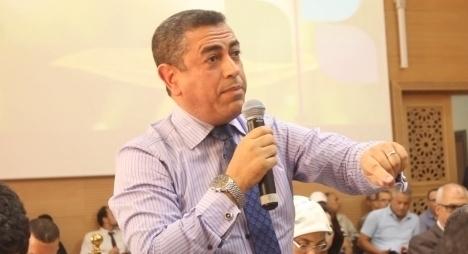 العمراني يحكي تجربته مع الحجر الصحي