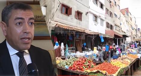 """العمراني ينفي عرقلة مجلس جماعة الرباط لهيكلة سوق """"البيتات"""" بيعقوب المنصور"""