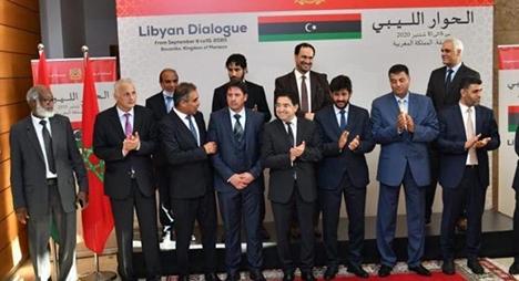 تجمع دول الساحل والصحراء يرحب بالنتائج الإيجابية للحوار الليبي ببوزنيقة