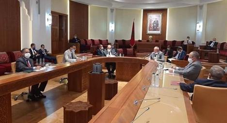 مشروع تغيير قانون حالة الطوارئ الصحية يحظى بإجماع لجنة الداخلية بالمستشارين