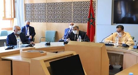 لجنة الداخلية بمجلس النواب تجيز مرسوم قانون الطوارئ الصحية