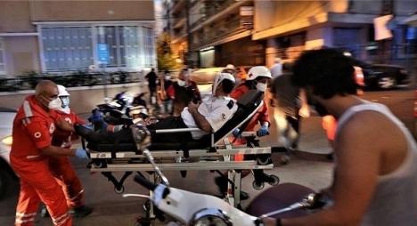 """انفجار بيروت.. ارتفاع حصيلة القتلى إلى 73 وإعلان المدينة """"منطقة منكوبة"""""""
