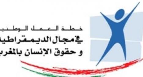 التوقيع الرسمي على دعم تنفيذ خطة العمل الوطنية للديمقراطية وحقوق الإنسان
