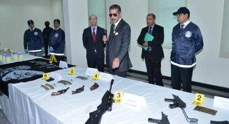 """الخيام يقدم حصيلة """"مكافحة الجريمة المنظمة"""" منذ سنة 2015"""