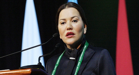 افتتاح أشغال قمة المناخ بنيويورك بمشاركة الأميرة للا حسناء