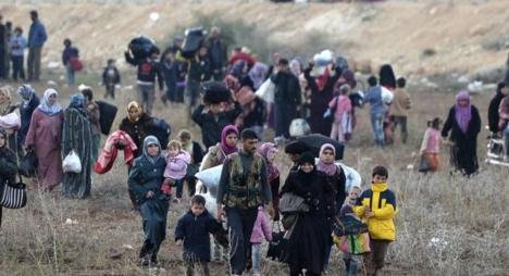 تقرير أممي: عدد اللاجئين على مستوى العالم سجل رقما قياسيا