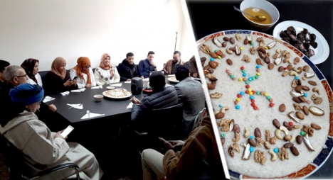 إدارة إعلام pjd.ma  تحتفل برأس السنة الأمازيغية 2968