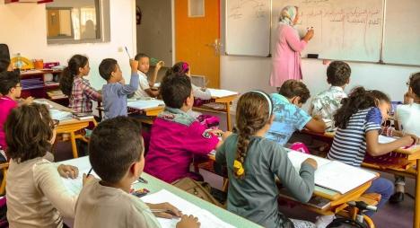 الخلفي: الحكومة معبأة لتأمين الزمن المدرسي للتلاميذ