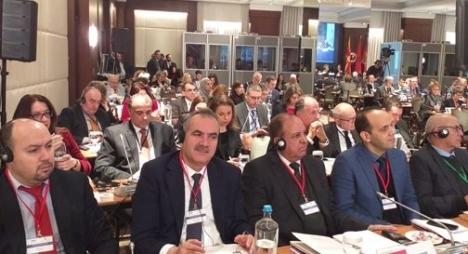 المغرب يجدد التأكيد بآثينا على موقفه الثابت لصالح القضية الفلسطينية