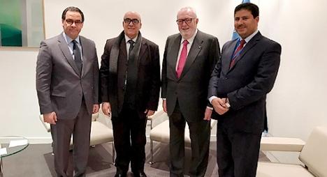 L'Assemblée parlementaire du Conseil de l'Europe félicite la coopération du Maroc