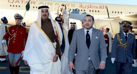 المغرب يدعم قطر لإنجاح تنظيم بطولة كأس العالم لكرة القدم 2022