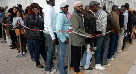 المغرب يسوي وضعية أزيد من 50 ألف مهاجر مقيم بالمغرب