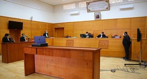 محاكمات عن بعد.. إدراج 7838 قضية استفاد منها 9081 معتقلا