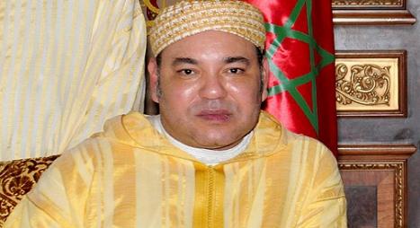جلالة الملك يُعبّر عن إدانته الشديدة للهجوم الإرهابي بنيوزيلاندا