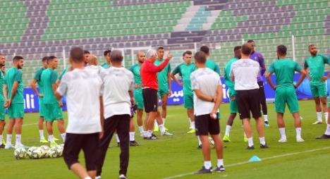قطر 2022.. المنتخب الوطني المغربي يتأهل رسميا إلى الدور الإقصائي الحاسم