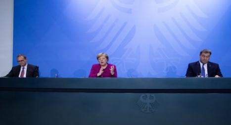 """ألمانيا تفرض إجراءات جديدة لمكافحة فيروس """"كورونا"""""""