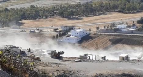 """بولعيش تطالب بإيفاد لجنة بيئية للوقوف على أضرار """"مقلع لشقريش"""" بأنجرة"""