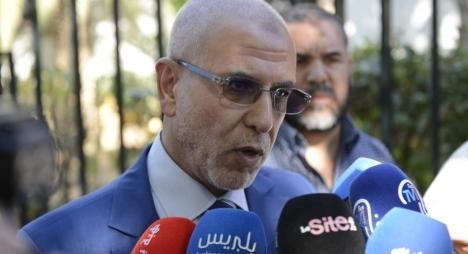 العمراني: ردود هيئة دفاع أيت الجيد تفتقد للحجية القانونية
