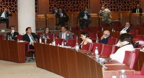 لجنة المالية بمجلس النواب تصادق على الجزء الأول من مشروع قانون المالية المعدل
