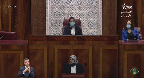 المصلي: الخدمة الاجتماعية كانت حاضرة في الميدان بجانب الأطقم الطبية والأمنية خلال الجائحة