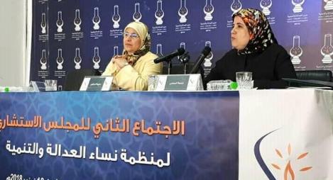 مصلي: حضور المرأة في الهياكل التنظيمية للأحزاب السياسية مازال ضعيفا