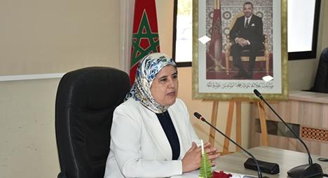 لبنان.. المصلي تمثل المغرب في المؤتمر الثامن لمنظمة المرأة العربية