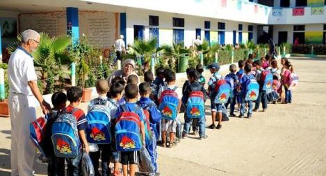 عدد المستفيدين من خدمات التعليم الأولي ناهز 800 ألف طفل وطفلة