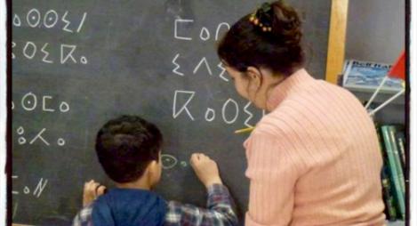 هذه مجهودات الحكومة للنهوض باللغة والثقافة الأمازيغيتين