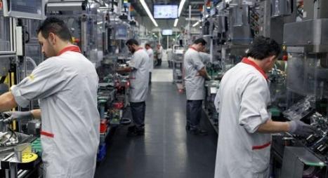 النشاط الصناعي يشهد تحسنا في مجموع فروعه