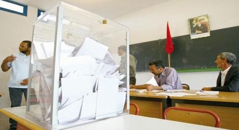 وضع الجداول التعديلية النهائية للوائح الانتخابية رهن إشارة المواطنين لمدة أسبوع