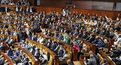 مجلس النواب يجيز بالأغلبية الجزء الأول من مشروع مالية 2020