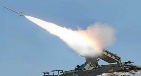 القوات الإيرانية تقصف بالصواريخ الجيش الإسرائيلي بالجولان