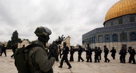 فلسطين تطالب العالم العربي والإسلامي التعامل بجدية مع العدوان على الأقصى