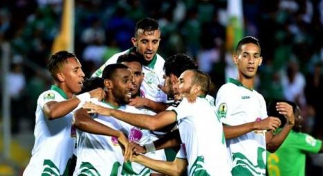 """الرجاء يعود بفوز ثمين من قلب نيجيريا ويضع قدما في نهائي كأس """"الكاف"""""""