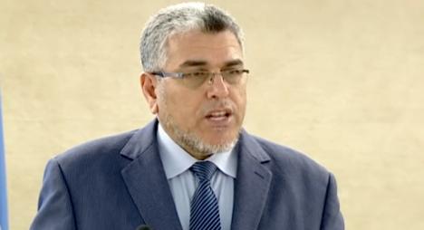 الرميد: إجراءات مواجهة كورونا لها سند في الشرع والمواثيق الدولية