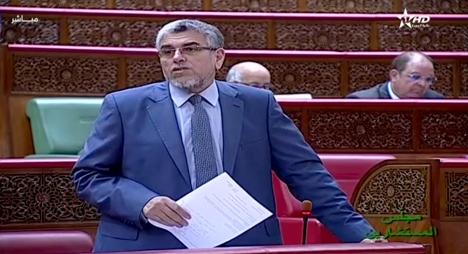 الرميد: الحكومة بصدد إنجاز مخططات قطاعية للنهوض بالثقافة الأمازيغية
