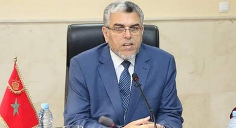 الرميد يعرض حصيلة عمل الحكومة في علاقتها مع البرلمان