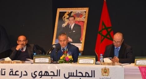 Conseil régional Drâa-Tafilalet : plusieurs projets adoptés