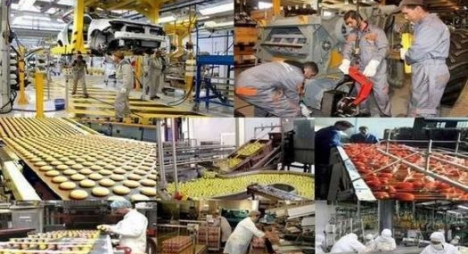 التشغيل الصناعي بالمغرب يحقق نتائج غير مسبوقة