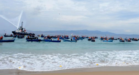 """""""المجلس الأروبي"""" يسمح بالتفاوض مع المغرب حول اتفاق الصيد البحرى"""