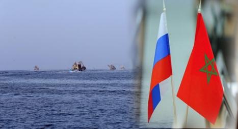 توقيع اتفاقية جديدة للتعاون في مجال الصيد البحري بين المغرب وروسيا