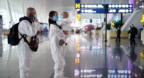 """الصين.. إلغاء مئات الرحلات الجوية جراء ظهور بؤر جديدة لـ""""كورونا"""""""