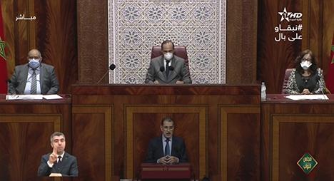 العثماني: الحكومة تتحمل مسؤوليتها ولا تأبه لخطاب التيئيس والتبخيس