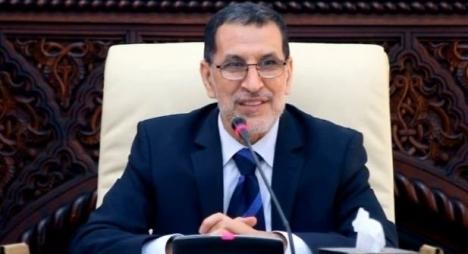 """رئيس الحكومة يزف بشرى """"احتضان"""" جهة فاس مكناس لمنطقة صناعية للطيران (فيديو)"""