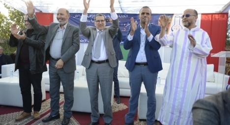 مراكش.. العثماني لساكنة السويهلة: أنتم نموذج لجماعة فيها المواطنة الحقيقية