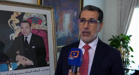 هكذا يرى العثماني 20 سنة من حكم جلالة الملك محمد السادس (فيديو)