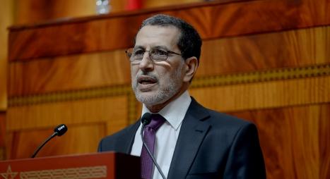 العثماني في أول جلسة مساءلة أمام البرلمان الثلاثاء المقبل