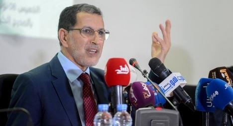 العثماني يعري ادعاءات التبخيس بكشف أهم منجزات حكومته